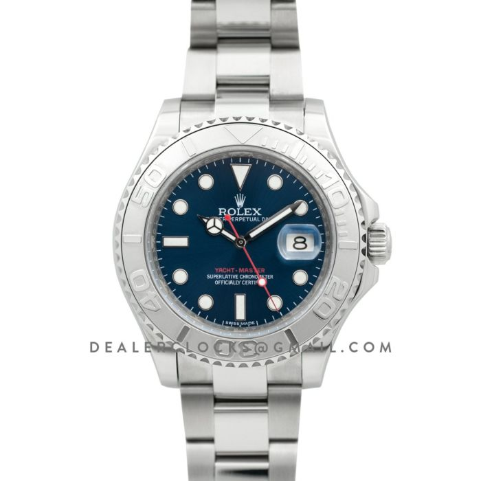 Yacht Master 116622 Blso Blue Dial