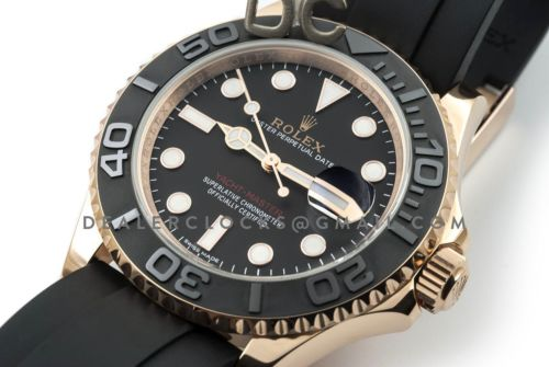 Yacht-Master 116655 Everose Gold (Baselworld 2015)