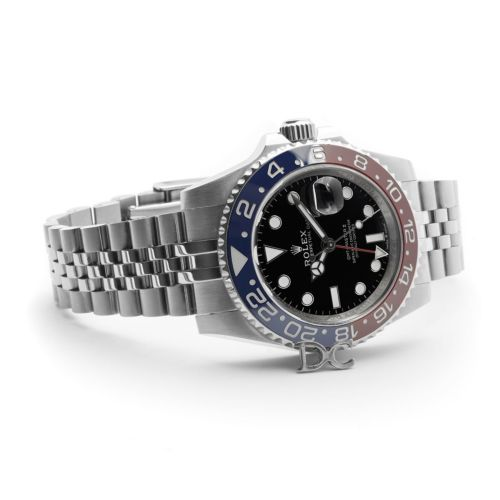 GMT Master II 126710BLRO on Jubilee Bracelet