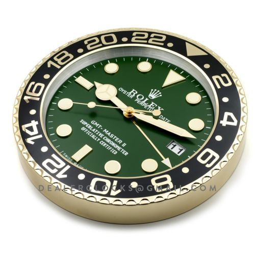 GMT Master II Series Green Dial RX106