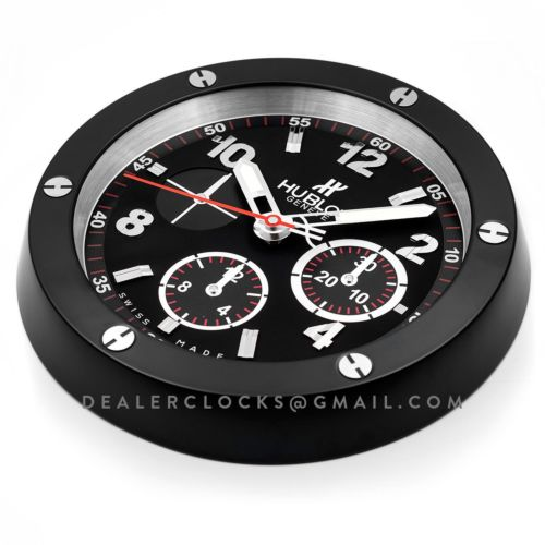 Big Bang Black Chronograph Dial