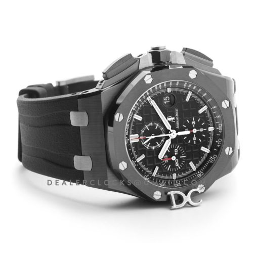 Royal Oak Offshore Novelty 44mm Ceramic Black Dial