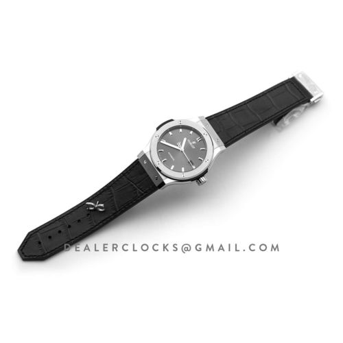 Classic Fusion Automatic 42mm Grey Dial