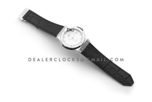 Classic Fusion Automatic 42mm Silver Dial