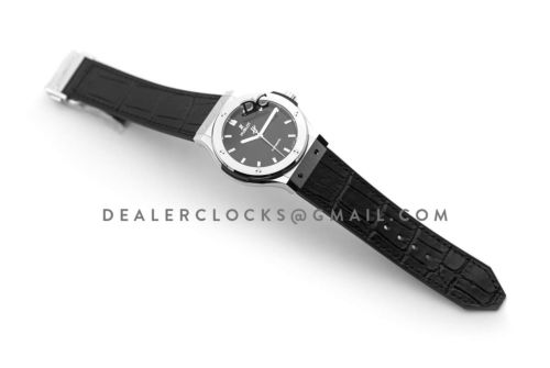 Classic Fusion Automatic 42mm Black Dial