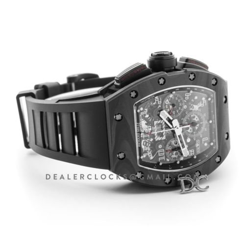 RM 011 Automatic Flyback Chronograph NTPT Carbon