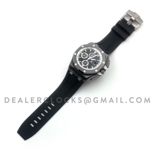 Royal Oak Offshore Novelty 44mm Ceramic Anthracite Dial