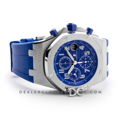 Royal Oak Offshore Indigo Blue SIHH 2018