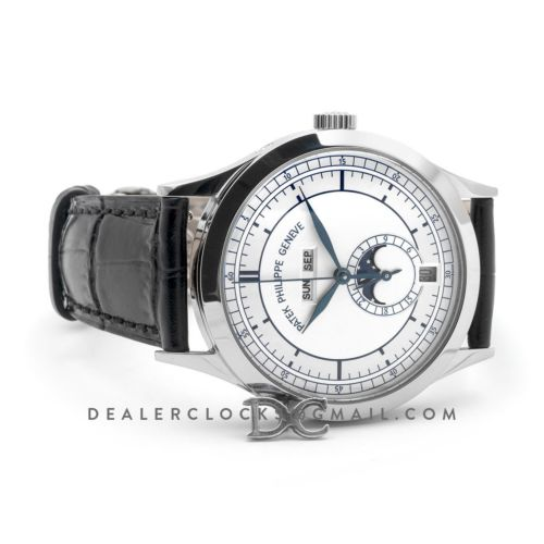 Complications 5396G White Dial in White Gold