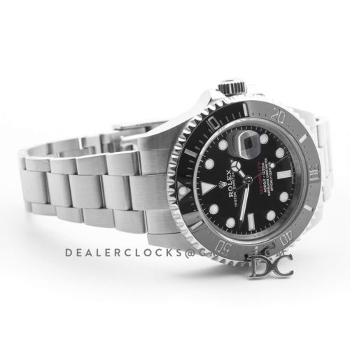 Sea-Dweller 50th Anniversary 126600 Black Ceramic