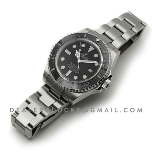 Sea-Dweller 4000 Black Ceramic 116600