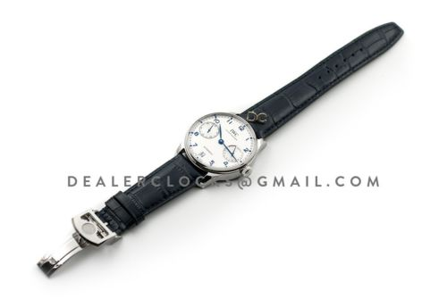 Portuguese Automatic 7 Day IW500107 Steel