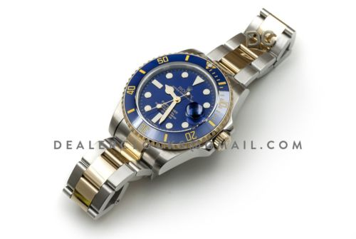 Submariner 116613LB Blue Ceramic