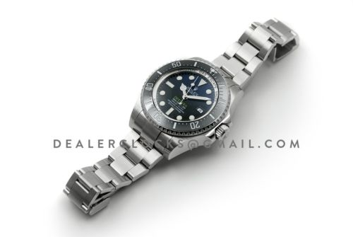 Deepsea Sea-Dweller D-Blue 116660