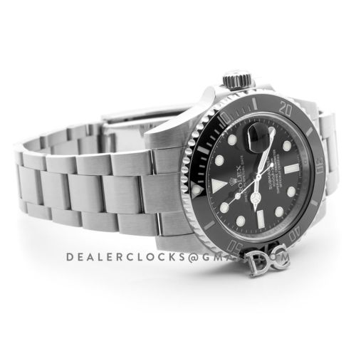 Submariner 116610 Black Ceramic