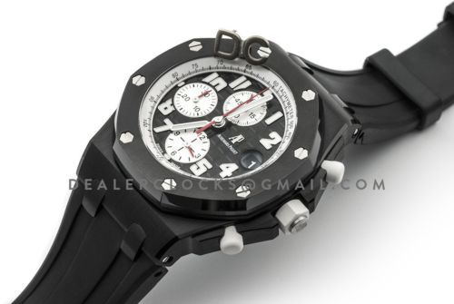 Royal Oak Offshore Marcus Black & White Boutique Edition