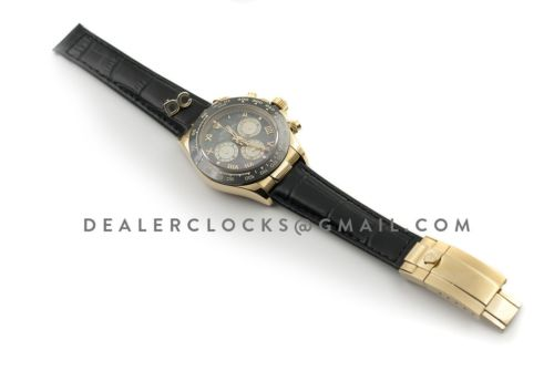 Daytona 116515 Mother of Pearl Dial in Yellow Gold