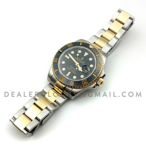 Submariner 116613 Gold