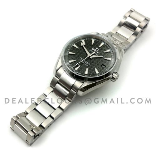 Seamaster Aqua Terra 150m 'James Bond' Gray Dial
