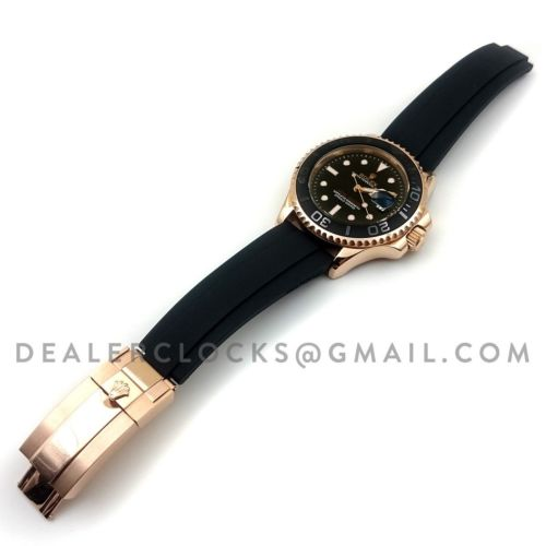 Yacht-Master 116655 Everose Gold