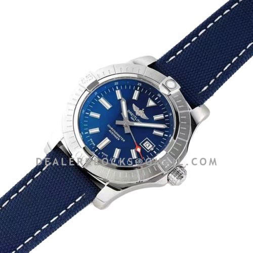 Avenger Automatic GMT 43 Blue Dial