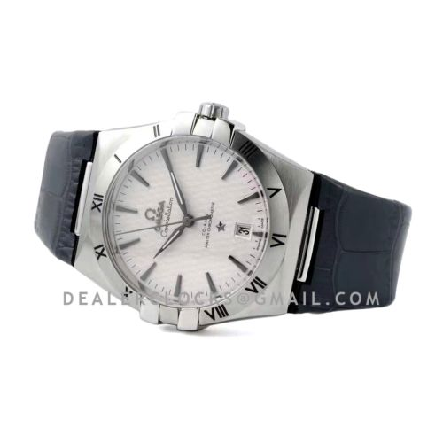 Constellation Co-Axial Master Chronometer 39mm White Dial
