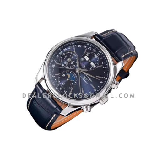 Master Collection Blue Dial Ref: L2.673.4.92.0