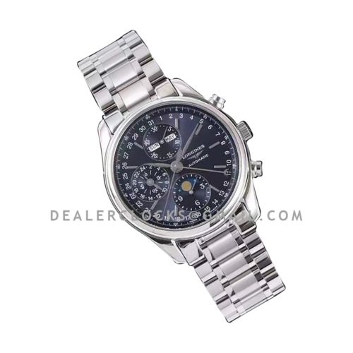 Master Collection Blue Dial Ref: L2.673.4.92.6