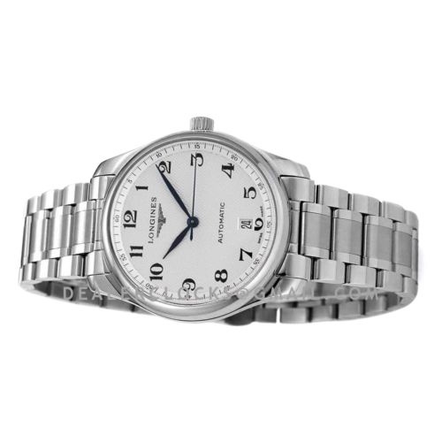 Master Collection White Dial on Bracelet