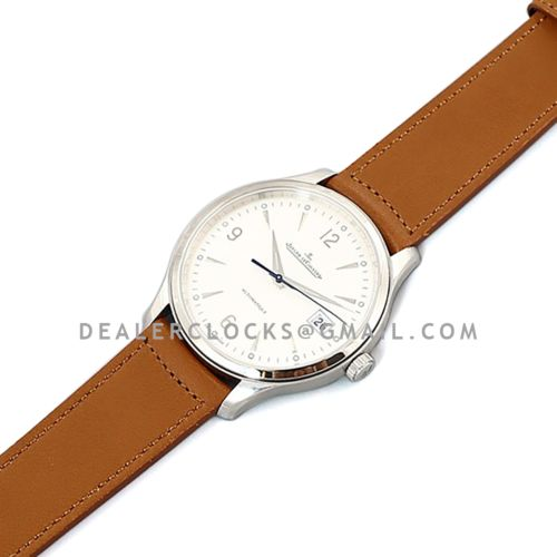 Master Control Date 40mm White Dial Ref: 4018420
