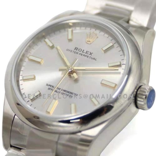 Oyster Perpetual 31mm Silver Dial 277200