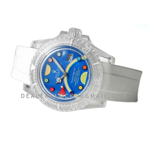 Phantomlab Submariner Blue Dial with Fruits