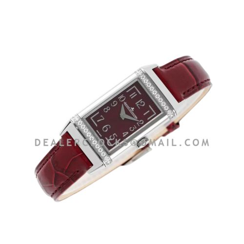 Reverso One Monoface Red Dial Ref: 3288560