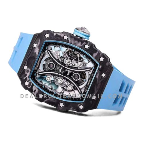 RM 053-01 Richard Mille Pablo MacDonough Tourbillon