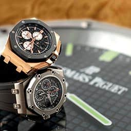 Replica Audemars Piguet Royal Oak Offshore with Audemars Piguet Royal Oak Dealer Wall Clock