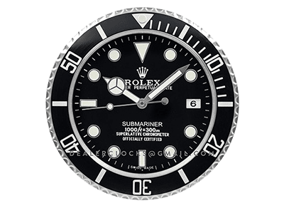 Rolex Submariner RX201 Dealer Wall Clock