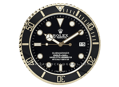 Rolex Submariner RX206 Dealer Wall Clock