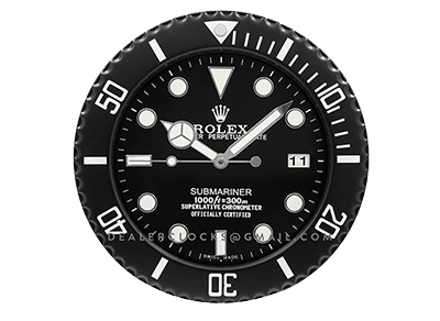Rolex Submariner RX202 Dealer Wall Clock