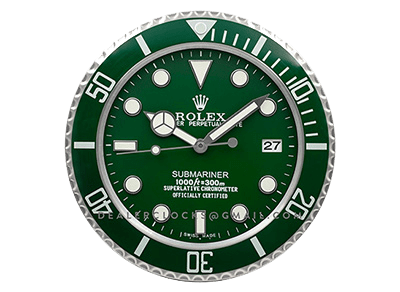 Rolex Submariner RX205 Dealer Wall Clock