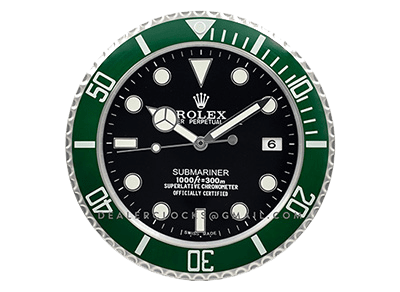 Rolex Submariner RX204 Dealer Wall Clock
