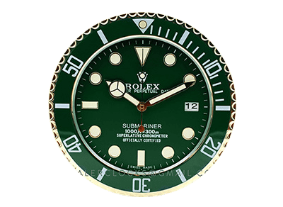 Rolex Submariner RX208 Dealer Wall Clock