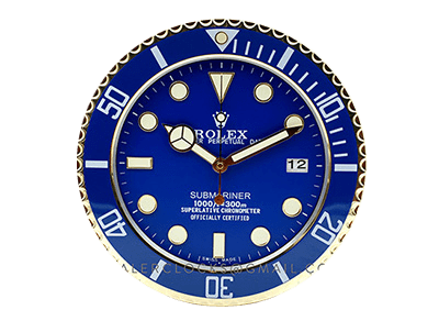 Rolex Submariner RX207 Dealer Wall Clock